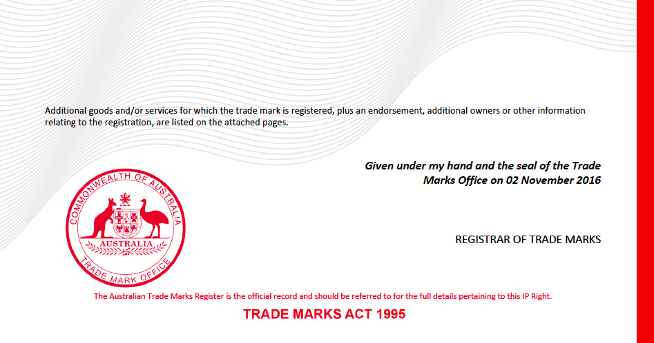 Parish Patience trade mark2